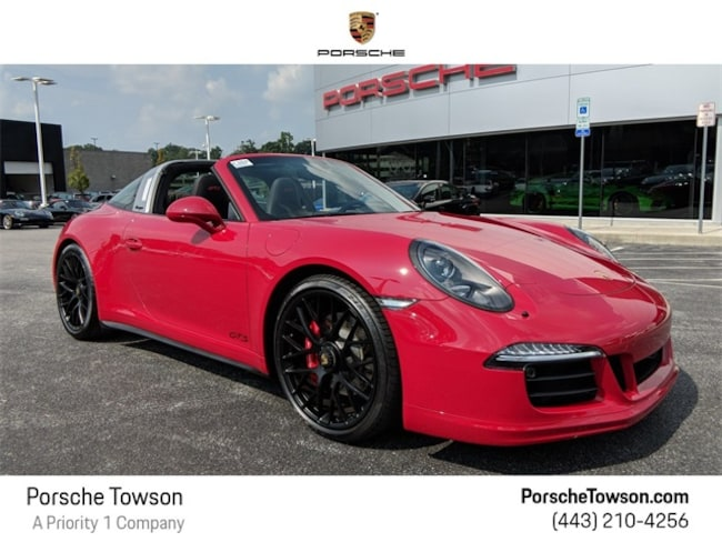 Used 2016 Porsche 911 For Sale Towson Md
