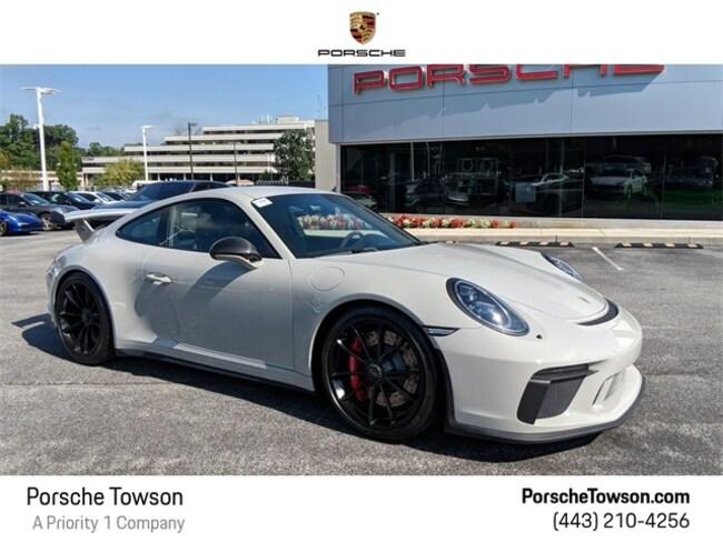 2018 Porsche 911 GT3 Coupe