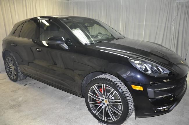 2016 Porsche Macan Turbo SUV