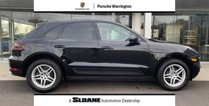 2018 Porsche Macan Base SUV