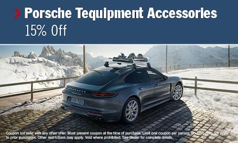 Porsche Equipment Accessories