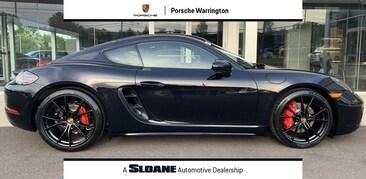 2019 Porsche 718 Cayman S Coupe
