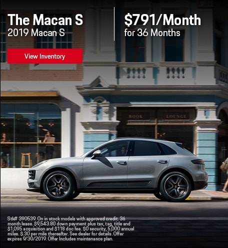 The Macan S