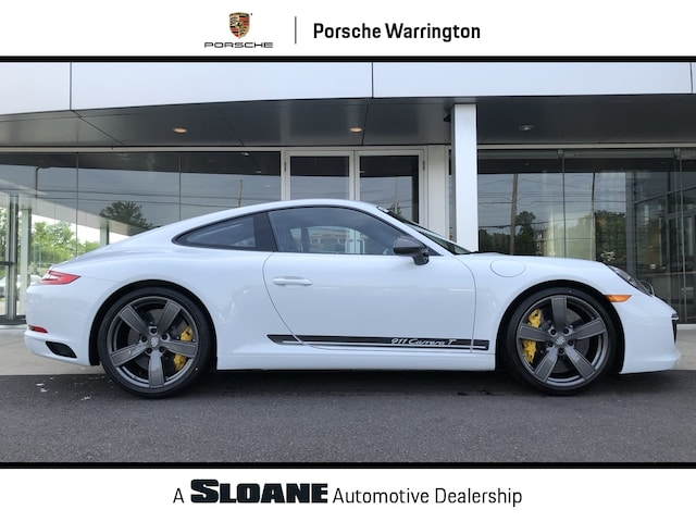 Used 2018 Porsche 911 Carrera T Coupe Warrington