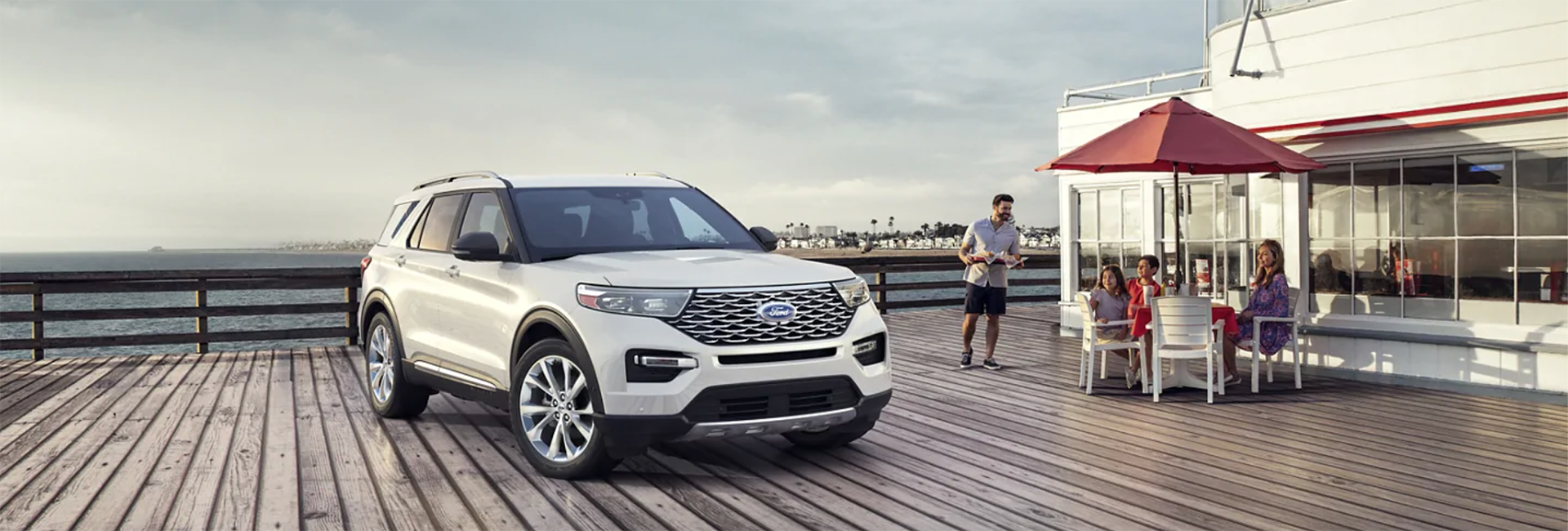 2021 Ford Explorer vs the Chevy Traverse