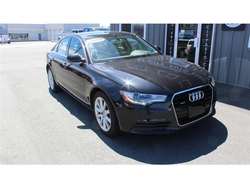 2015 Audi A6 2.0T Progressiv 4dr All-wheel Drive quattro Sedan