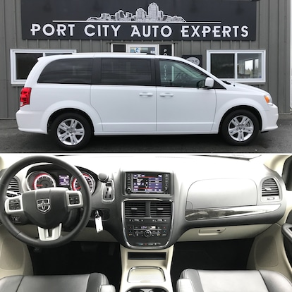 Port City Dodge >> Used 2018 Dodge Grand Caravan For Sale At Port City Auto