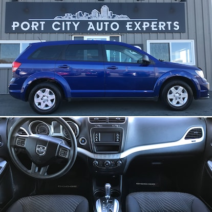 Port City Dodge >> Used 2012 Dodge Journey For Sale At Port City Auto Experts