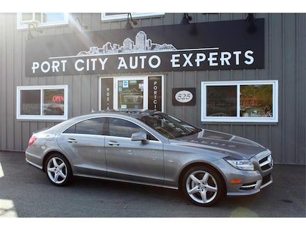 2012 Mercedes-Benz CLS Sport Package CLS 550 4dr All-wheel Drive 4MATIC S Sedan
