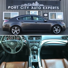 2010 Acura TL Base w/Technology Package Sedan