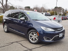 Used 2018 Chrysler Pacifica Limited Van for sale near you in Portsmouth, NH