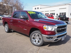 New Ram 1500 pickup truck 2019 Ram All-New 1500 BIG HORN / LONE STAR CREW CAB 4X4 5'7 BOX Crew Cab for sale near you in Portsmouth NH