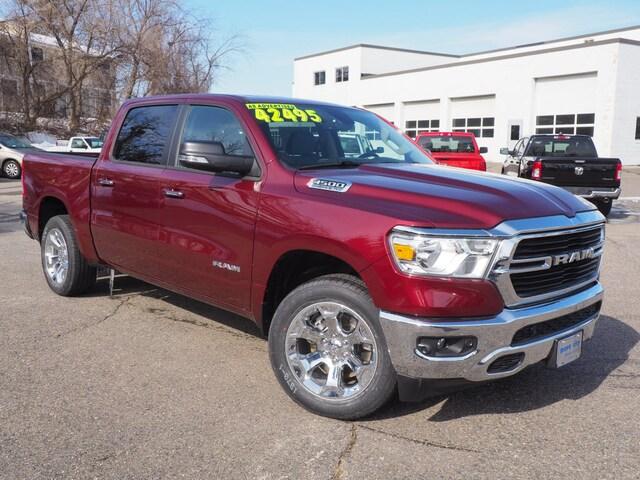 Port City Dodge >> New 2019 Ram All New 1500 For Sale At Port City Chrysler Dodge Vin 1c6srfft6kn755542