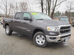 New 2019 Ram 1500 BIG HORN / LONE STAR CREW CAB 4X4 5'7 BOX Crew Cab for sale near you in Portsmouth NH