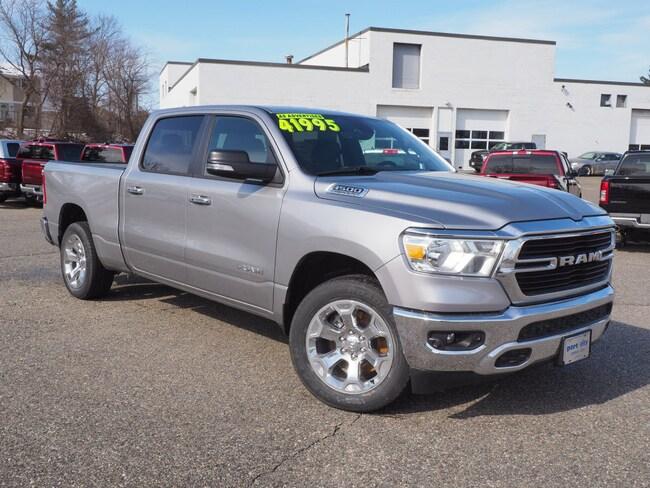 Port City Dodge >> New 2019 Ram 1500 For Sale At Port City Chrysler Dodge Vin 1c6srfmt7kn780534