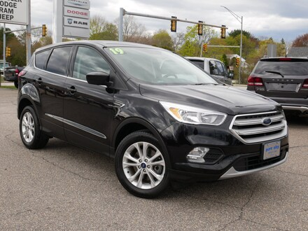 Featured 2019 Ford Escape SE SUV for sale near you in Portsmouth, NH