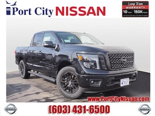 2019 Nissan Titan SV Midnight Edition Truck Portsmouth NH