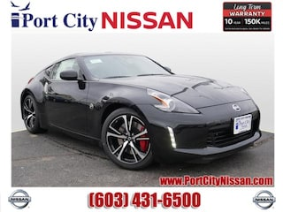 2020 Nissan 370Z Sport Coupe Portsmouth NH