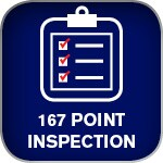 Nissan Used Car Inspection Icon Image - Port City Nissan