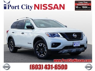 2020 Nissan Pathfinder SV Rock Creek Edition SUV Portsmouth NH