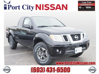2019 Nissan Frontier PRO-4X Truck Portsmouth NH