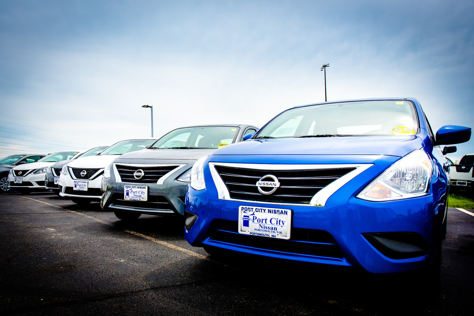 Nissan Dealers In Nh >> Nissan Dealership Portsmouth Nh Port City Nissan