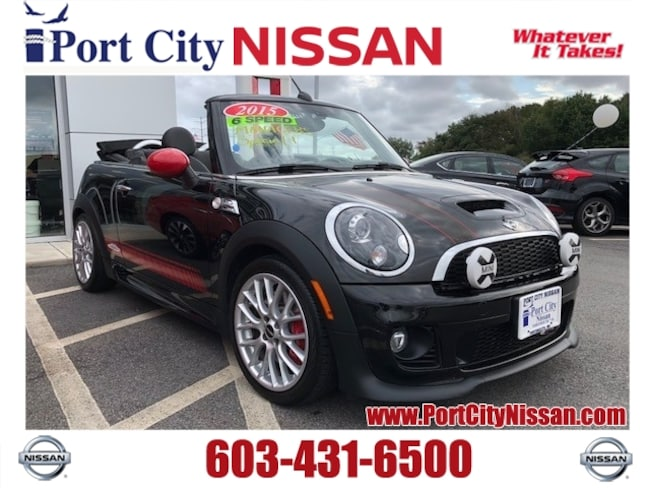 Used 2015 Mini John Cooper Works For Sale Portsmouth Nh