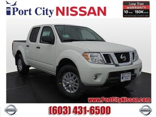 2019 Nissan Frontier SV Truck Portsmouth NH
