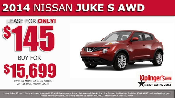 Nissan Make A Payment >> Port City Nissan Juke Lease Specials Portsmouth Nh Port