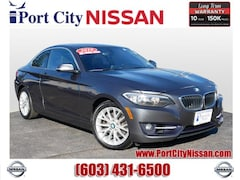2016 BMW 2 Series 228i xDrive w/Cold Weather Pkg Coupe
