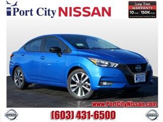 2020 Nissan Versa 1.6 SR Sedan Portsmouth NH