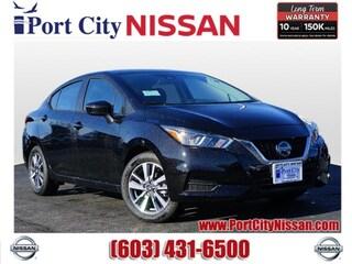 2020 Nissan Versa 1.6 SV Sedan Portsmouth NH