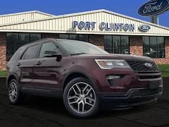2019 Ford Explorer Sport 4WD SUV