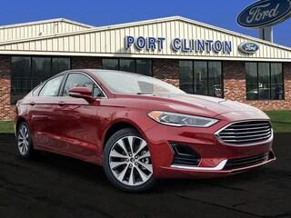 2019 Ford Fusion SEL AWD Sedan