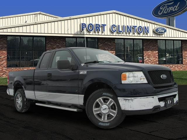 2006 Ford F-150 Supercab 133 XLT 4WD Truck