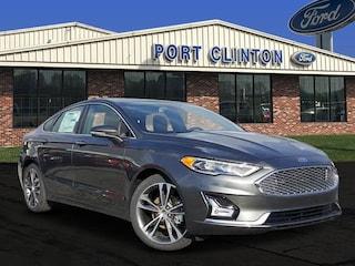 2019 Ford Fusion Titanium FWD Sedan