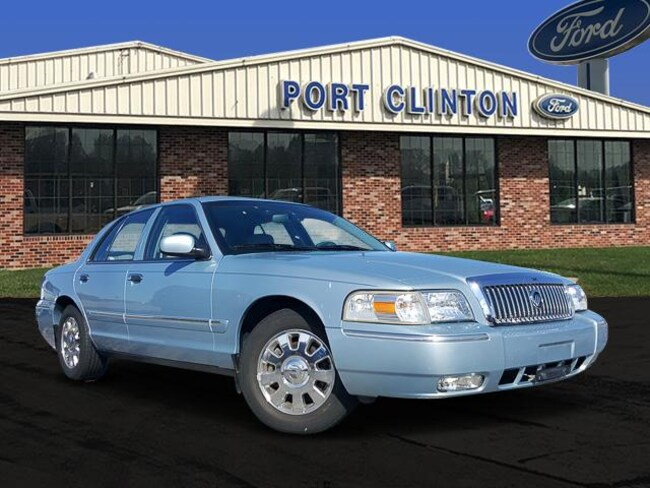 2007 Mercury Grand Marquis Sdn LS Sedan