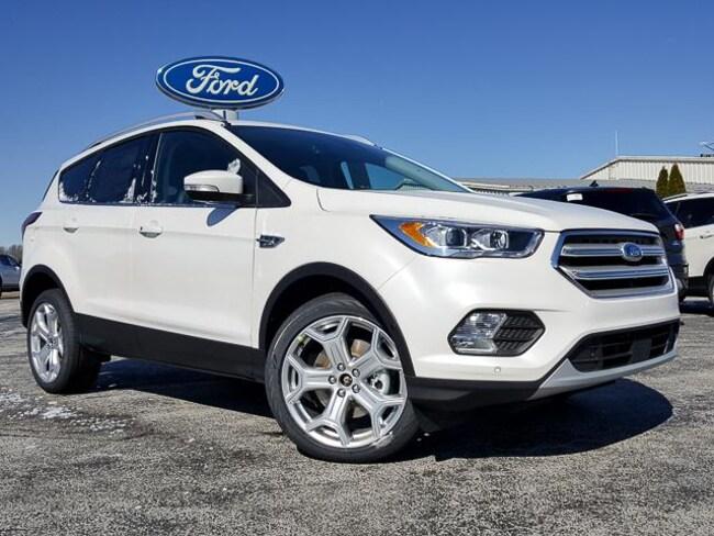 2019 Ford Escape Titanium FWD SUV