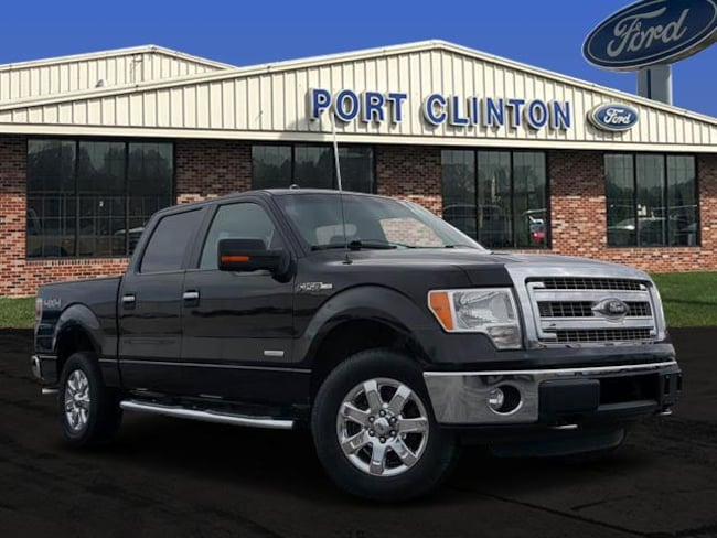 2013 Ford F-150 4WD SuperCrew 145 XLT Truck