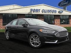 2019 Ford Fusion SEL FWD Sedan