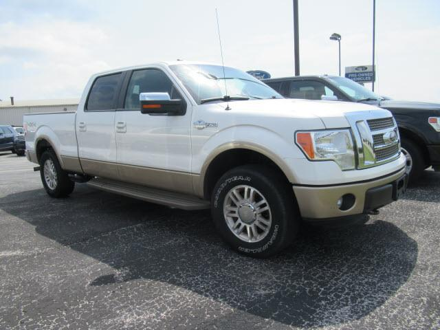 2011 Ford F-150 4WD SuperCrew 145 King Ranch Truck