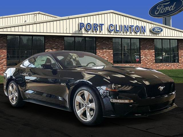 2019 Ford Mustang GT Premium Fastback Coupe