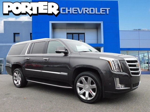 Used 2017 Cadillac Escalade Esv For Sale At Porter Ford Vin 1gys4hkj2hr277963