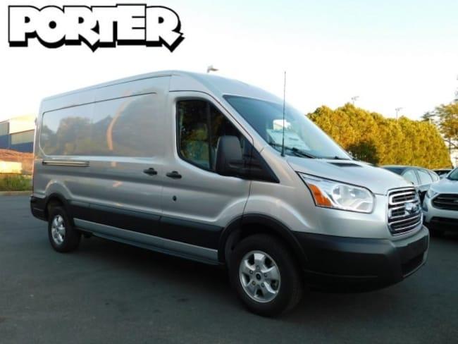 2019 Ford Transit-150 w/Dual Sliding Side Cargo Doors Van