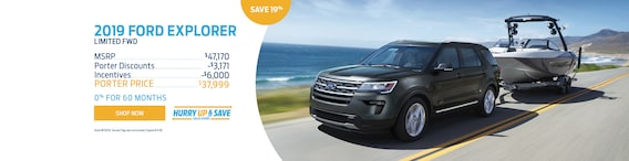 Welcome to Porter Ford | Ford Cars, Trucks & SUVs for Sale