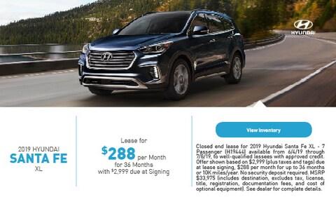 2019 Hyundai Santa Fe XL - June '19