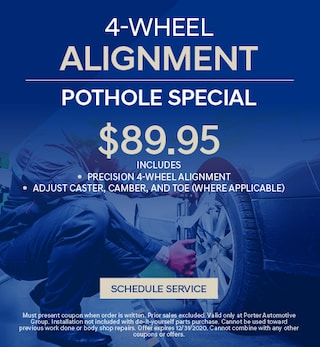 4-Wheel Alignment - October