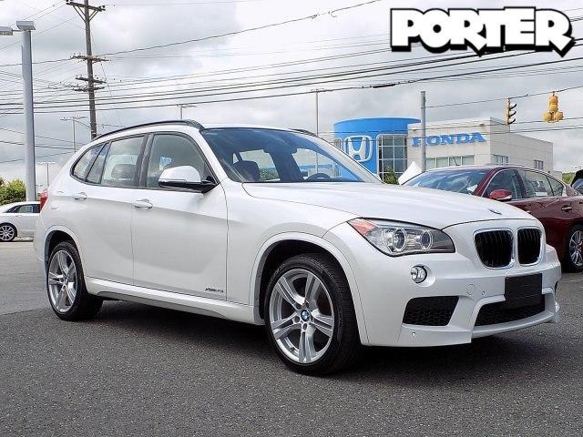 Used 2015 Bmw X1 For Sale At Porter Ford Vin Wbavl1c53fvy26134
