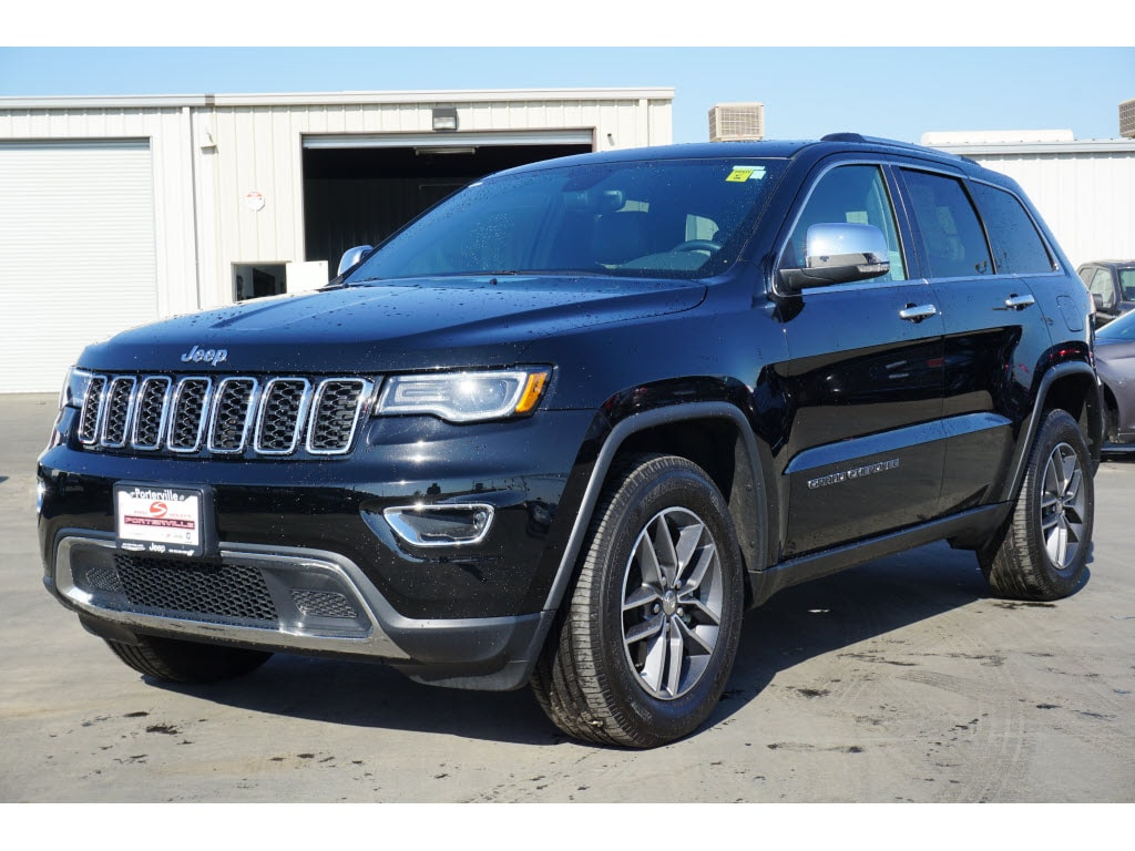 2018 Jeep Grand Cherokee Limited 4X4 4x4 Limited  SUV