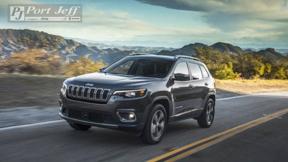 Jeep Cherokee Named 'Most American' | Port Jeff Chrysler
